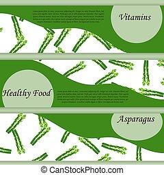 Good asparagus illustration