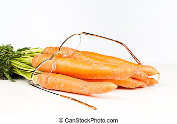 Good for your eyes - Vitamin A is good for your eyes, a...