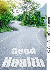 Good Health concept.