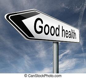 good health