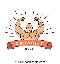 good logo for CrossFit.