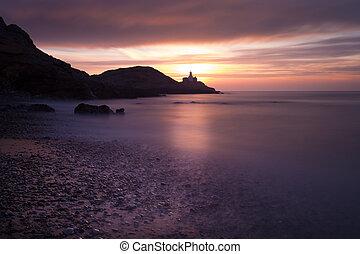 Good morning Bracelet Bay