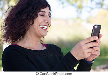 Good news cell phone