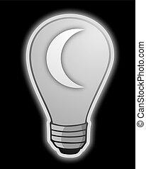 ?good night - Creative design of ?good night