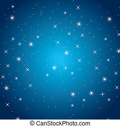 night - good night design over sky background vector...