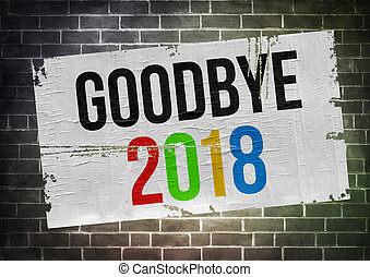 Goodbye to 2018