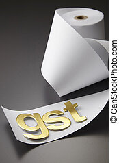 Goods and Services Tax ( GST)