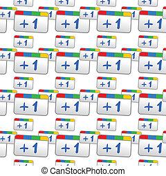 google, più, lotto, uno