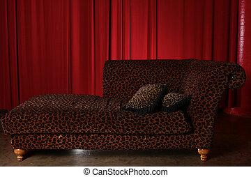 gordijn, draperen, theater, toneel, element