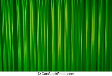 gordijn, groene