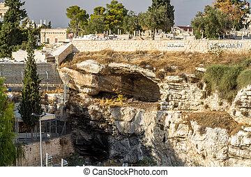 Gordon's Calvary and Skull Hill, Jerusalem