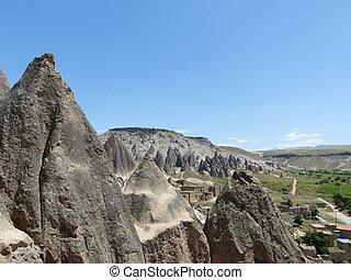 Goreme's mountain
