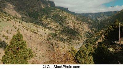 Gorge De Las Angustias, La Palma, Canaries - graded Version...