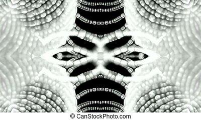 Gorgeous glass fancy pattern