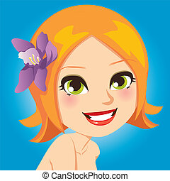 Gorgeous Redhair Portrait