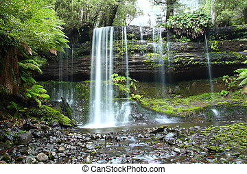 Gorgeous Russel Falls