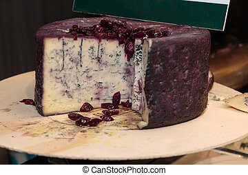 Gorgonzola Cheese for Sale in Market