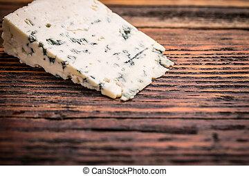 Gorgonzola italian blue mould cheese