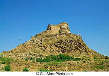 gori, forteresse