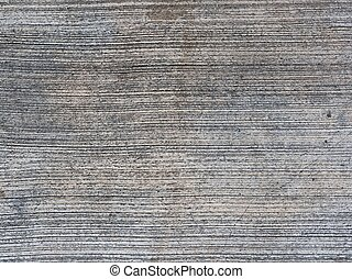 Gorizontal simple striped concrete texture background on Hong Kong street