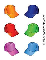 gorra, conjunto