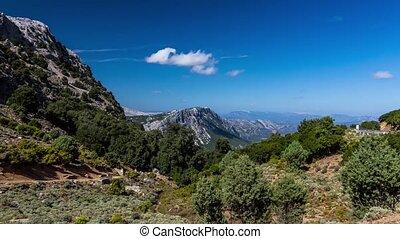 Gorroppu Canyon Timelapse Sardinia - Shot at Gorroppu...