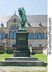 Goslar - Kaiser Friedrich Barbarossa