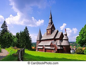 Goslar stave church