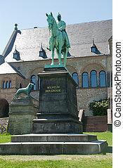 Goslar - Wilhelm der Grosse