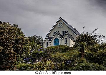 Gospel Chapel in Kaikoura