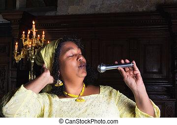 Gospel hymn