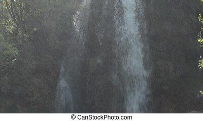 Gostilje Waterfall on Zlatibor Mountain
