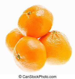 gostoso, doce, tangerina, laranja, mandarin, fruta