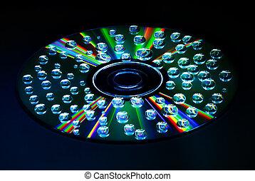 gota dágua, cd música