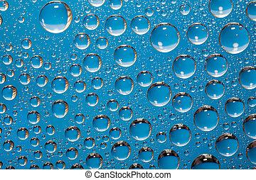 gotas água
