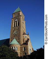 Gothenburg church 06 - An image of a church in the swedish...
