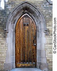 gothic, ドア