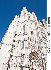 Gothic cathedral