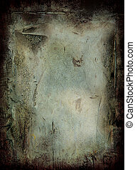 gothic grunge - grunge background with room to add your own...