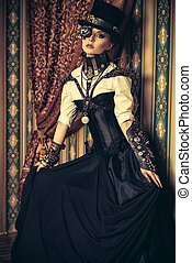 Gothic woman
