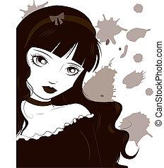 gotico, lolita