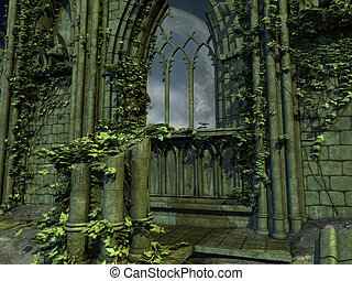gotisch, achtergrond