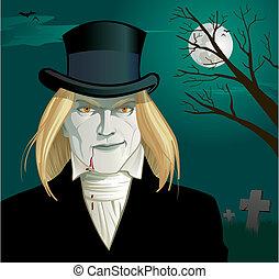 gotisch, vampier