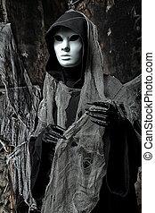 gotyk, przerażenie
