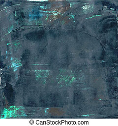 Gouache abstract grunge background for design