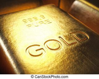 goud, gram, 1000, staaf