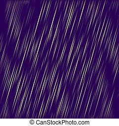 gouden, abstract, regen, (vector)