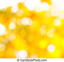 gouden achtergrond, vaag