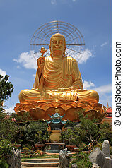 gouden, boeddha