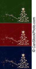 gouden, kerstmis 2
